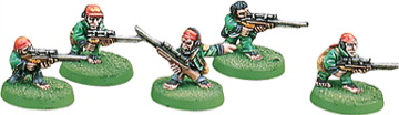 Warhammer 40k: Imperial Guard Ratlings