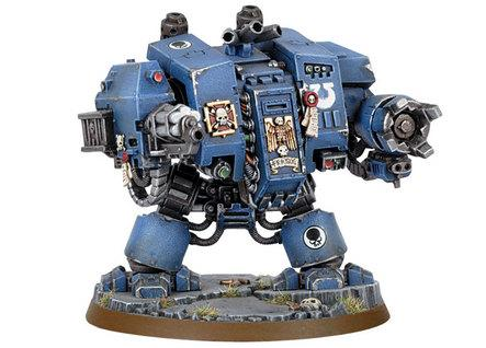 Warhammer 40K: Space Marines Dreadnought