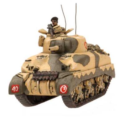 Flames of War: Sherman II (8th Army)