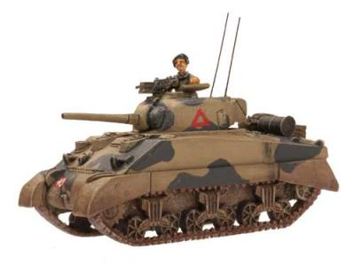 Flames of War: Sherman III (diesel, 8th Army)