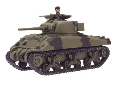 Flames of War: Sherman V