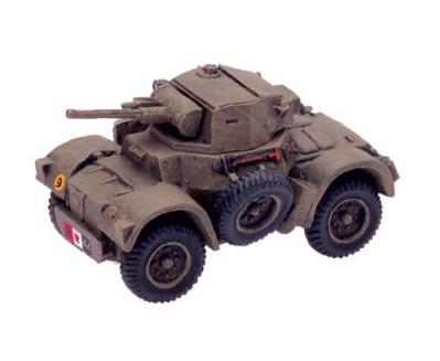 Flames of War: Daimler Armoured Car