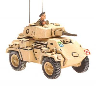Flames of War: Humber Mk III