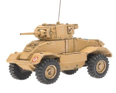 Flames of War: AEC MKI Armoured Car