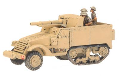 Flames of War: Autocar 75mm SP
