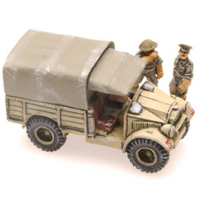 Flames of War: Morris 15 cwt Truck (x2)
