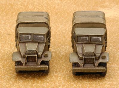Flames of War: CMP 15cwt truck (Resin x2)