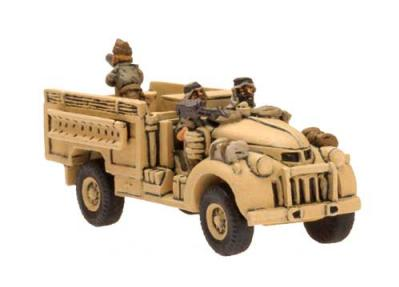 Flames of War: LRDG Chev 30cwt truck