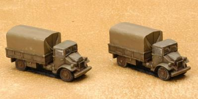 Flames of War: CMP 3-ton lorry (Resin x2)