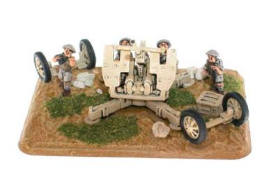 Flames of War: 40mm Bofors (8th Army) (x2)