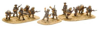 Flames of War: Rifle Platoon (8th Army)