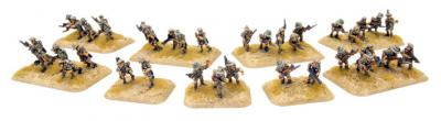 Flames of War: Australian Rifle Platoon