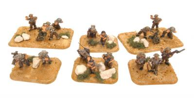 Flames of War: Rifle Command (Italy)