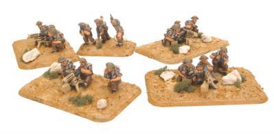 Flames of War: MG Platoon (Italy)
