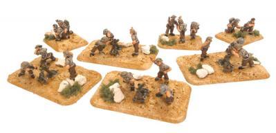 Flames of War: Mortar Platoon (Italy)