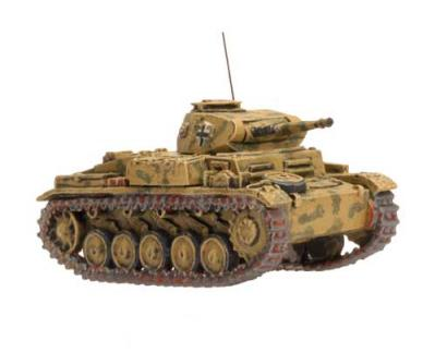 Flames of War: Panzer II F