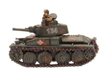 Flames of War: Panzer 38(t) B/C