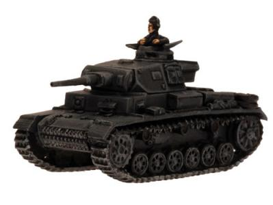 Flames of War: Panzer III G