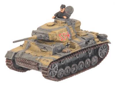 Flames of War: Panzer III L/N