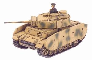 Flames of War: Panzer III L/N with Schurzen (side skirt armour)
