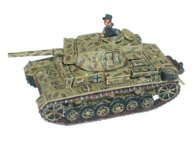 Flames of War: Flammepanzer III