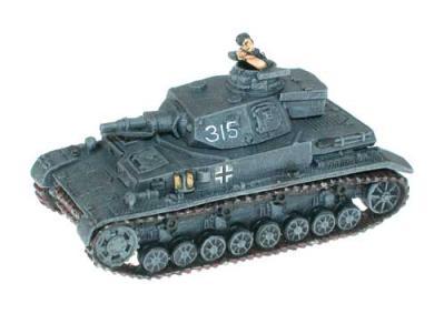 Flames of War: Panzer IV E
