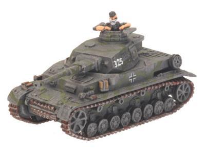 Flames of War: Panzer IV F1/F2