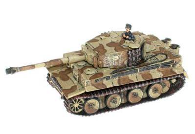 Flames of War: Tiger I E (Zimmerit)