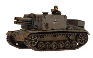 Flames of War: StuIG 33B