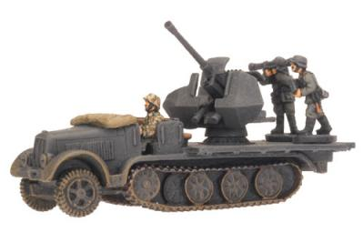 Flames of War: Sd Kfz 7/2 (3.7cm)