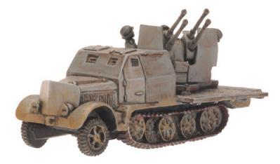Flames of War: Sd Kfz 7/1 (Armoured Quad 2cm)