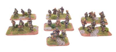 Flames of War: Grenadier Platoon (late)