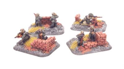 Flames of War: Major Bruno Koenig's Snipers