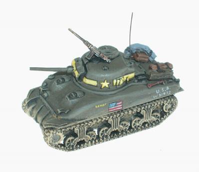 Flames of War: M4A1 Sherman