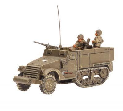 Flames of War: M4 Mortar Carrier