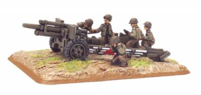 Flames of War: M2A1 105mm Howitzer (x2)