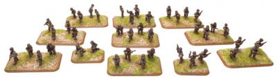 Flames of War: Rifle Platoon (US)
