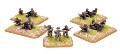 Flames of War: MG Platoon (US)