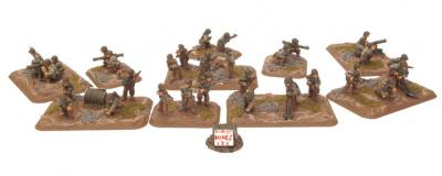 Flames of War: Combat Engineer Platoon