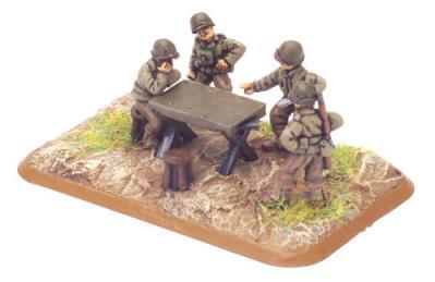 Flames of War: Artillery HQ (US)