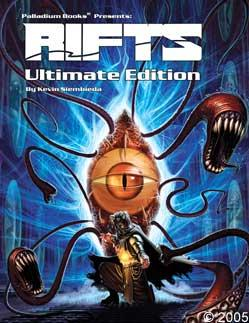 Rifts RPG Core Ultimate Edition HC