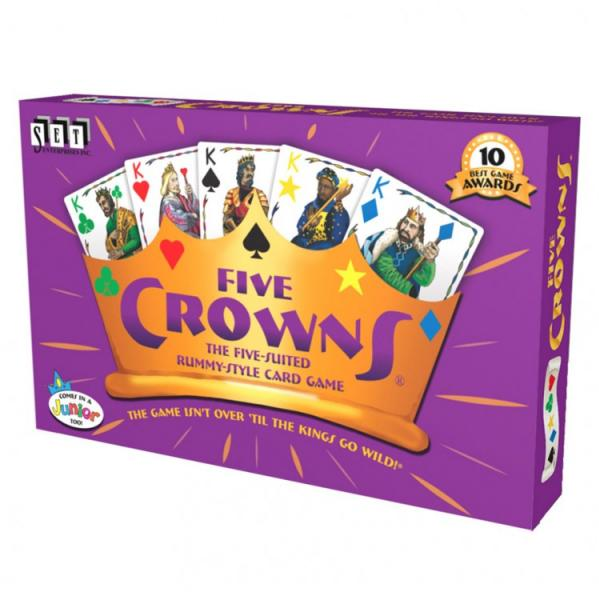 Five Crowns: Card Game