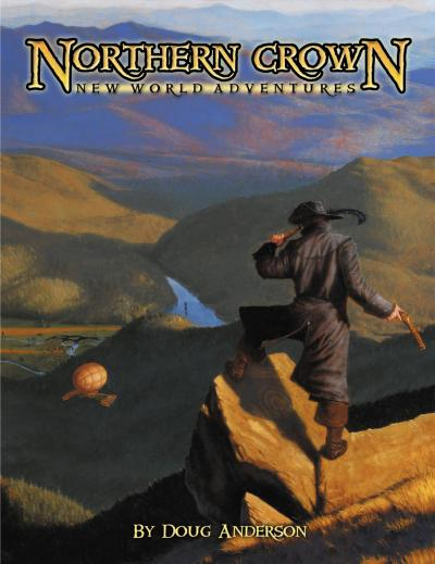 Northern Crown RPG: The New World Adventures