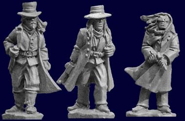 Artizan Designs Wild West: Gunmen I (3)