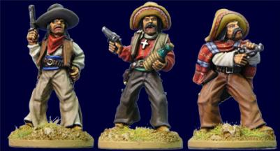 Artizan Designs Wild West: Bandito's (3)