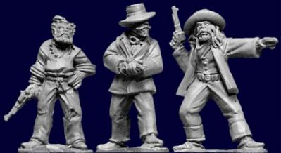 Artizan Designs Wild West: Desperadoes (3)