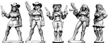 Future Wars: Urban Cowgirls