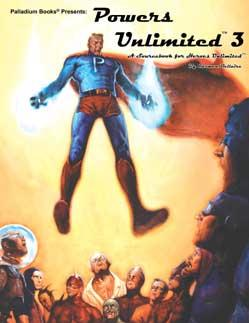 Heroes Unlimited RPG: Powers Unlimited Three