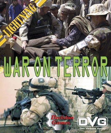 Lightning: War on Terror Card Game