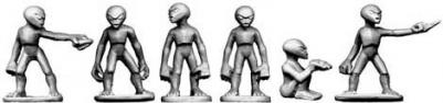 Future Wars: Grey Aliens